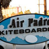 Air Padre Kiteboarding Front Sign