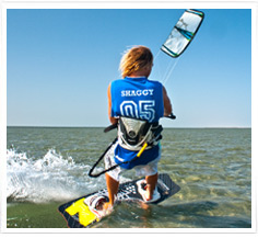 Learn About Kiteboarding