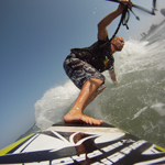 Chubasco - Unhooked Kitesurfing in South Padre Island, Texas