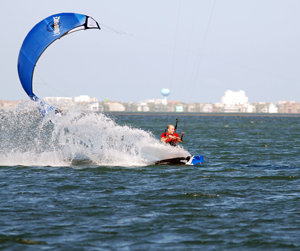 Spring Kiteboarding Camps in South Padre Island, Texas