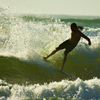 South Padre Island Surfing - Isla Blanca Park