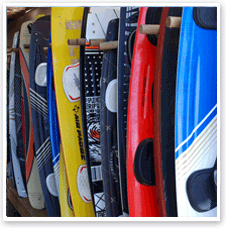 Kite board rentals south padre island