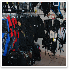 Kitesurfing Gear and Harness Rentals