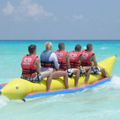 Banana Boat Rides South Padre Island