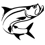 Tarpon sticker