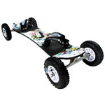 MBS Core 90 Mountain Board Off Road Skateboard