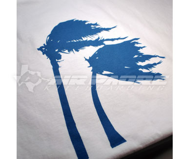 Windy Palms T-Shirt Sign