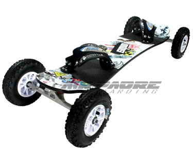 MBS Core 90 Mountain Board landboard for kiting
