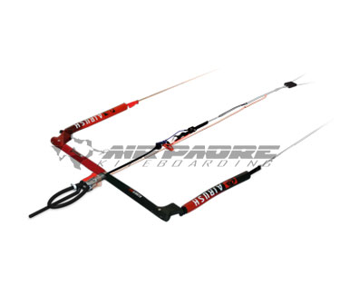 2010 Best Kiteboarding Red Line Bar and Lines