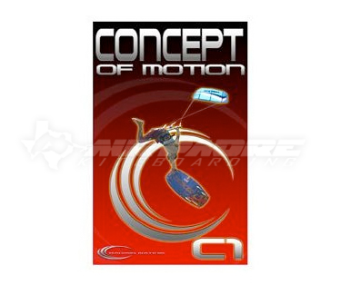 concept of Motion Kiteboarding DVD