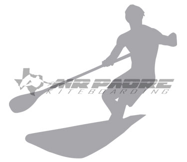 Sup Paddle Decal