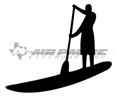 Paddle SUP Decal