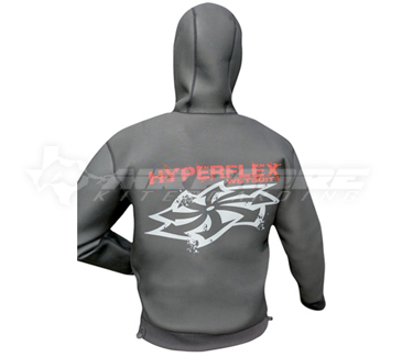 2015 Hyperflex Playa Jacket Rear View