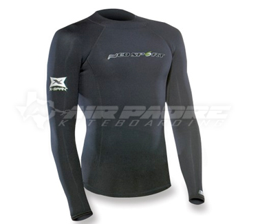 Neosport Xspan Thermal Longsleeve 1.5mm Top