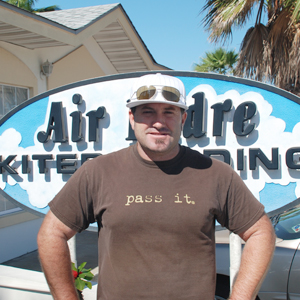 Mich Sanders - Air Padre Kiteboarding Instructor from Portland, Oregon